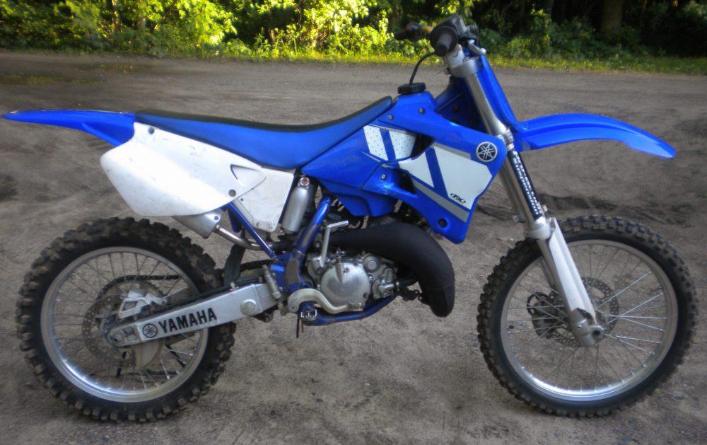 2001 Yamaha YZ125 Review