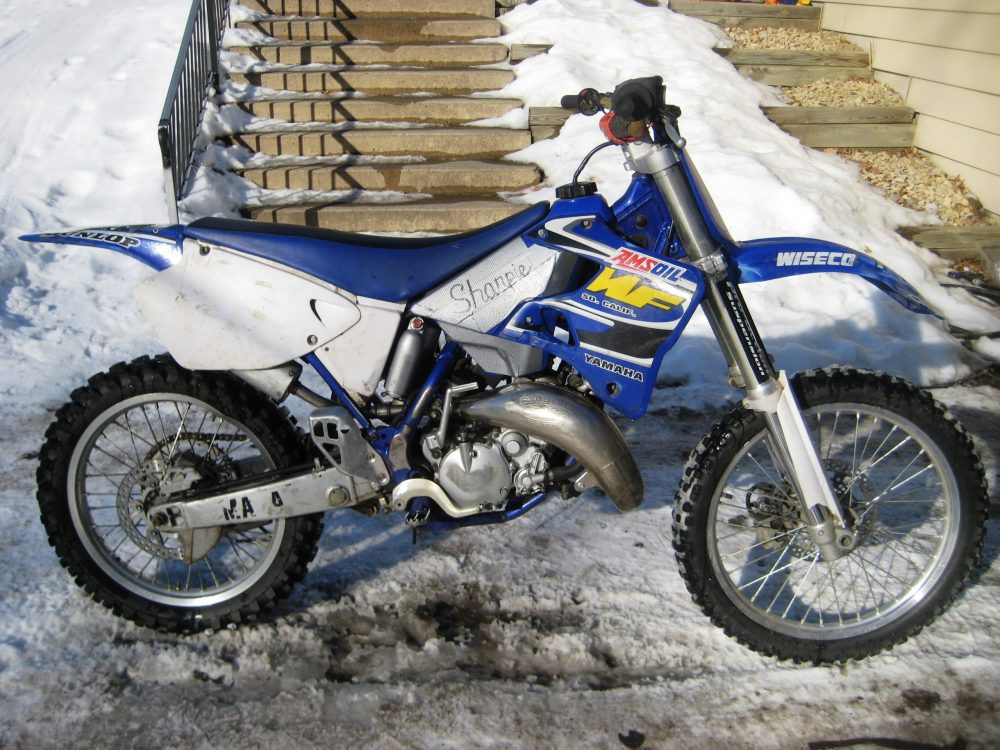 2001 Yamaha YZ125 9 scaled 25 Things You Must Look For When Buying A Used Dirt Bike