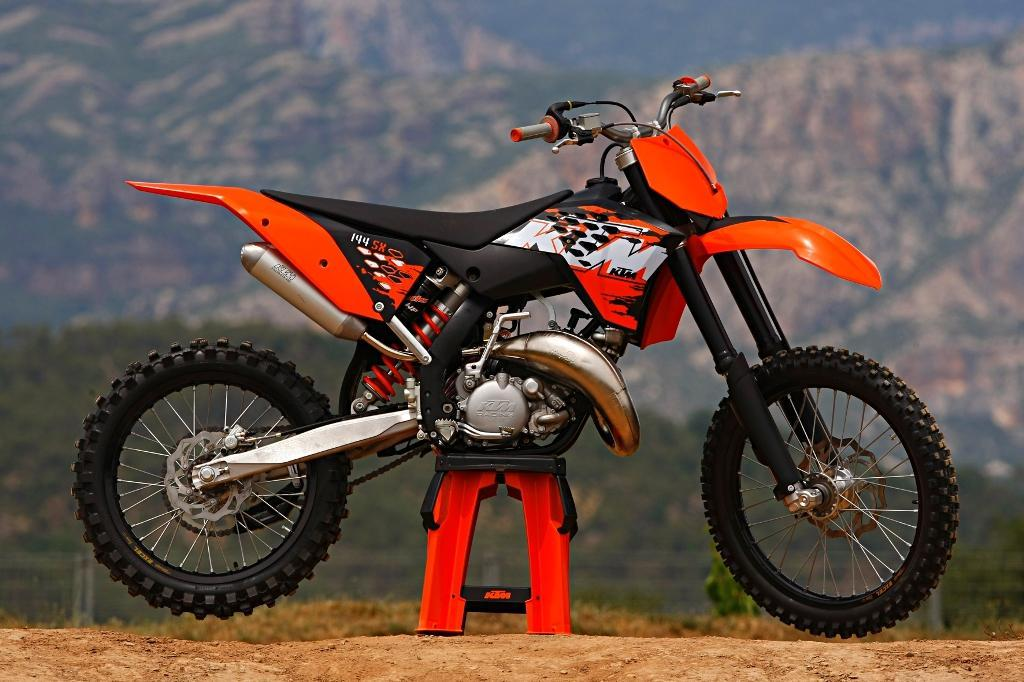 How to prep dirt bike for mx race