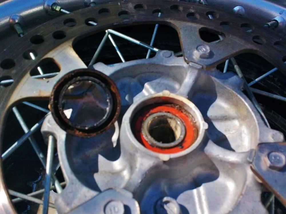 How To Remove and Replace Wheel Bearings On A Dirt Bike How To Remove and Replace Wheel Bearings On A Dirt Bike