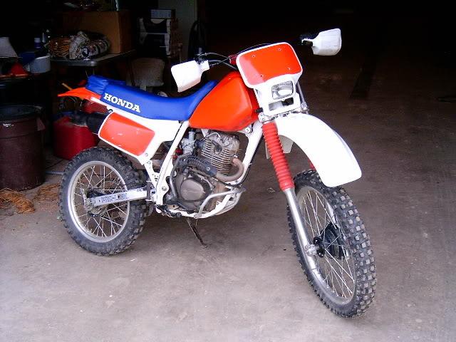 July 13 Dirt Bike of the Month XR200R Honda XR200 Review: Best Used Beginner Bike
