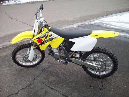 RM125 Best Used Dirt Bikes