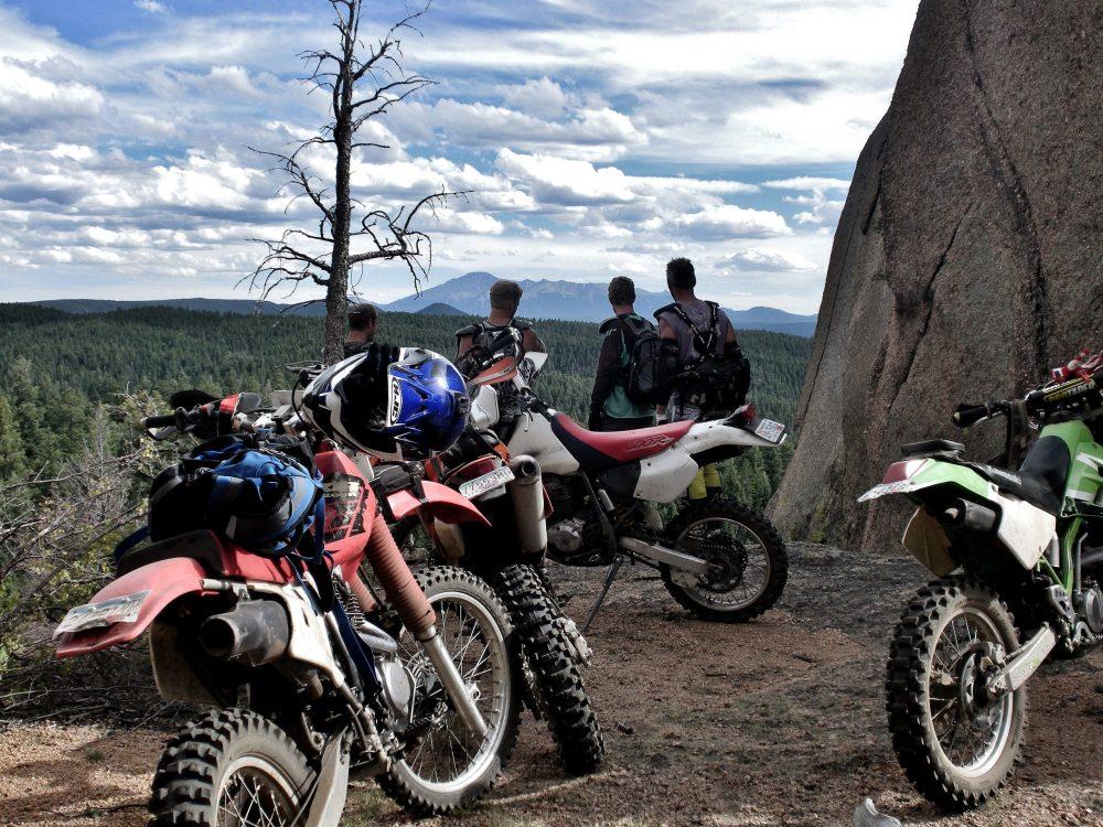 Dirt bikes sizes for beginners