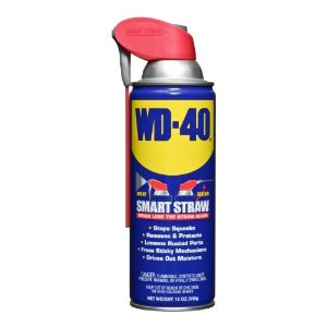 WD 40 Multi Use Spray with Smart Straw What's The Best Chain Lube For A Dirt Bike? WD40 vs Bel-Ray