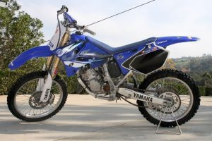 YZ125 Shaved Seat 6 Ways How To Lower A Dirt Bike Seat Height