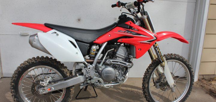 Review of the Honda CRF150R Dirt Bike