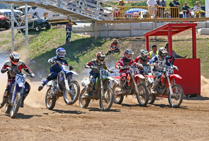 ERX 7 11 09 Dirt Bike Safety: How To Have Fun & Prevent Injury
