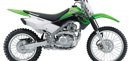 Kawasaki KLX140L Beginner Dirt Bike