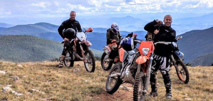 Dirt Bike won't start on the trail