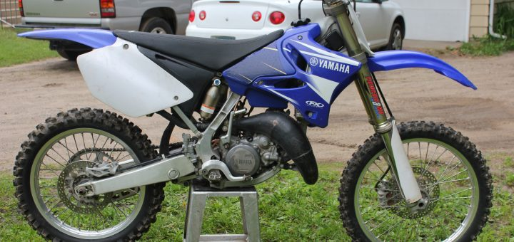 The YZ125 is a good choice if you want to start racing motocross