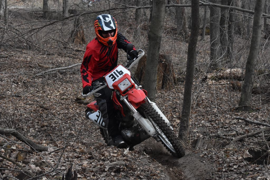 DSC 0543 How To Use The Clutch On A Dirt Bike - Techniques & Tips