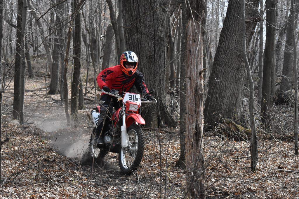 Riding 2005 Honda CRF230F 13 Best CRF230F Mods - Is It Worth Modifying A Girls Bike?