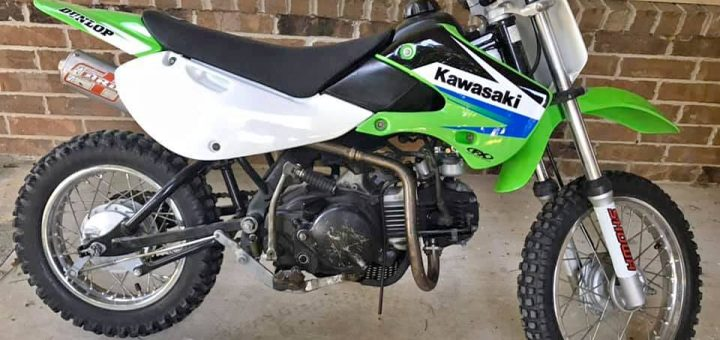 KLX110 1 Best KLX110 Mods To Make It Faster