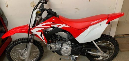 CRF110F 11 Best CRF110 Mods To Make It Faster