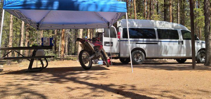 Colorado 2020 12 Dirt Bike Camping Trip Guide [List of Essentials]