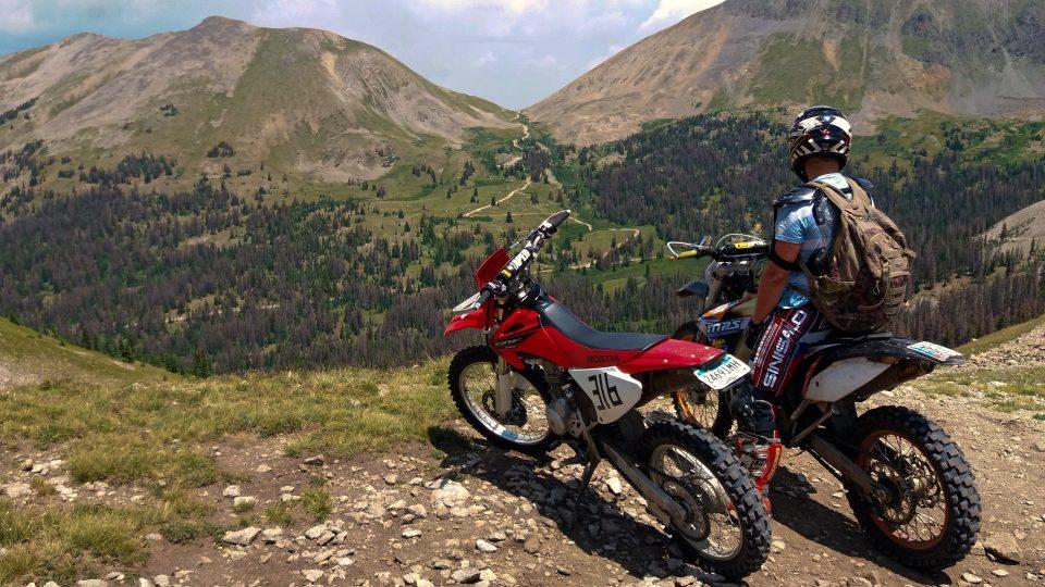 2 Stroke vs 4 Stroke Dirt Bike Trail Riding