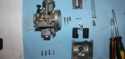 IMG 9206 How To Properly Clean A Dirt Bike Carburetor