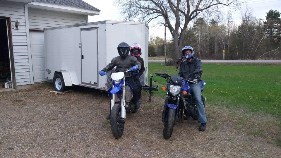 Dirt Bike vs Street Bike 2 1 Dirt Bike Safety: How To Have Fun & Prevent Injury