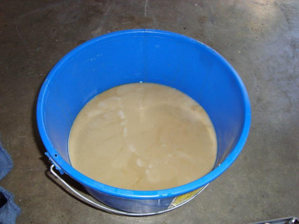 Milky White Oil Why Is My Dirt Bike Oil Milky White?