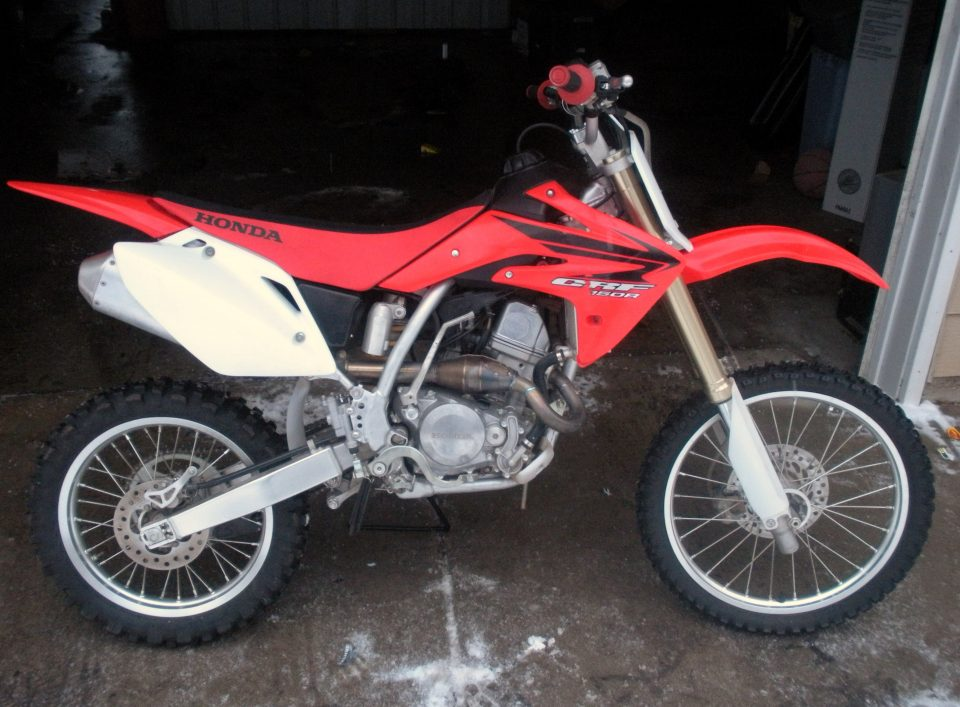 2007 CRF150RB 1 Best CRF150R Mods To Make It Fast & Comfortable