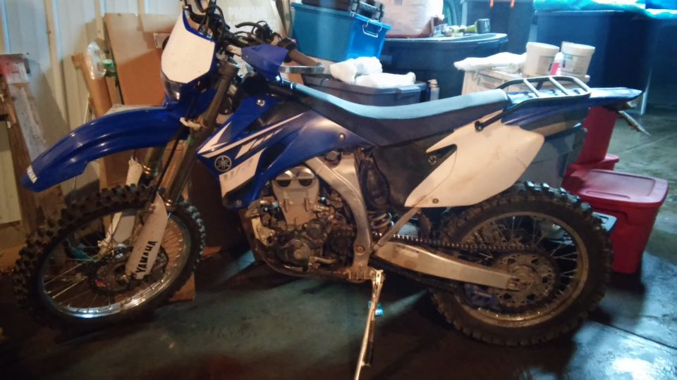 2008 WR450F 1 What Is The Best Dirt Bike For Me? [2021 Guide]