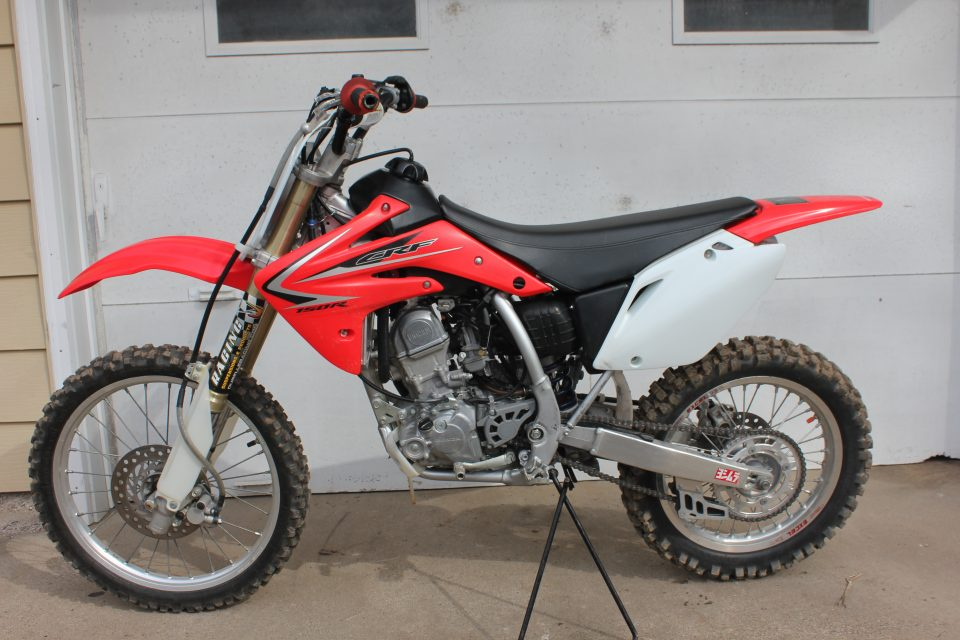 2009 CRF150RB 6 Best CRF150R Mods To Make It Fast & Comfortable