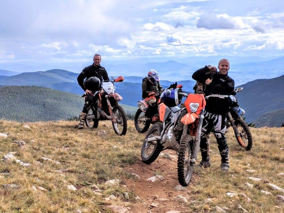 Colorado Trip 2016 3 Motocross Bike vs Trail Bike: Which Dirt Bike Is Best?