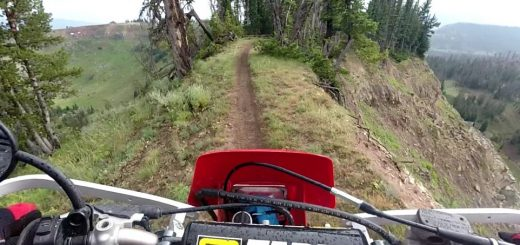 ridge 1 scaled e1607653662637 The Definitive Guide To Dirt Bike Trail Riding [2021]