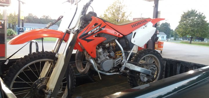 2005 Honda CR85RB 1 How To Tell If Bottom End Is Bad On Your 2 Stroke Dirt Bike