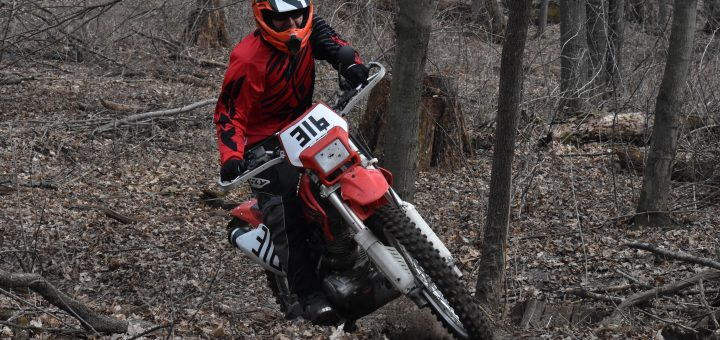 Trail Riding On CRF230F 16 3 Safe & Easy Dirt Bike Riding Lessons For Beginners