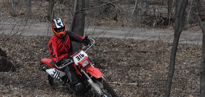 Trail Riding On CRF230F 18 Is 2 Stroke or 4 Stroke Better For Trail Riding?