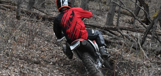 Trail Riding On CRF230F 34 3 Free or Cheap Dirt Bike Mods That Actually Make You A Better Rider