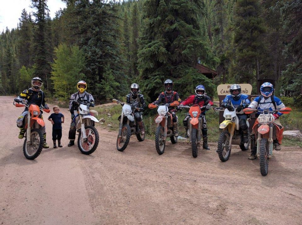 Colorado Trip 2016 2 3 Ways To Prevent Getting Stranded On Your Dirt Bike
