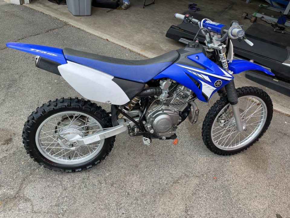 2008 Yamaha TTR125 TTR125 vs CRF150F - Which Dirt Bike Is Best For You?
