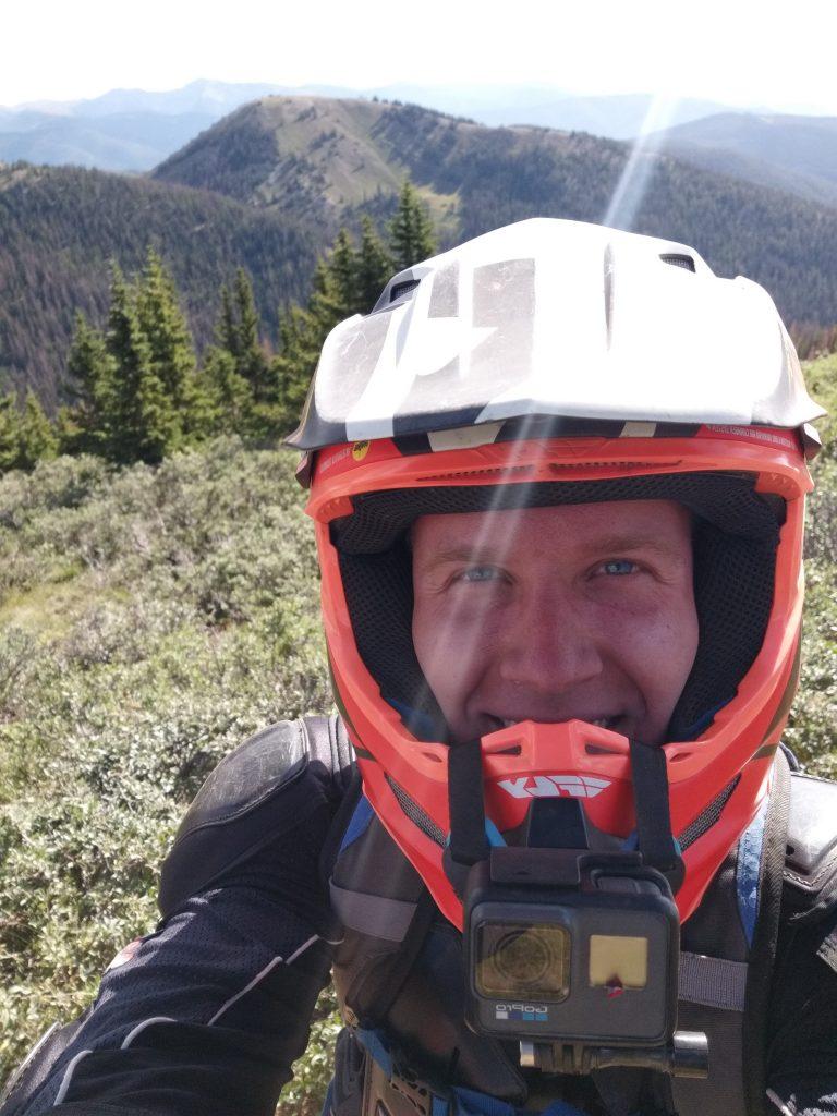 Colorado 2020 67 Stranded On A Dirt Bike