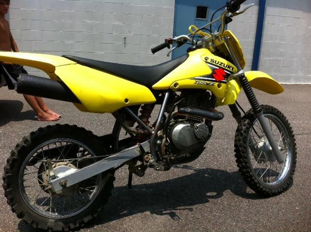 2003 DRZ125 Best 125cc 4 Stroke Dirt Bike