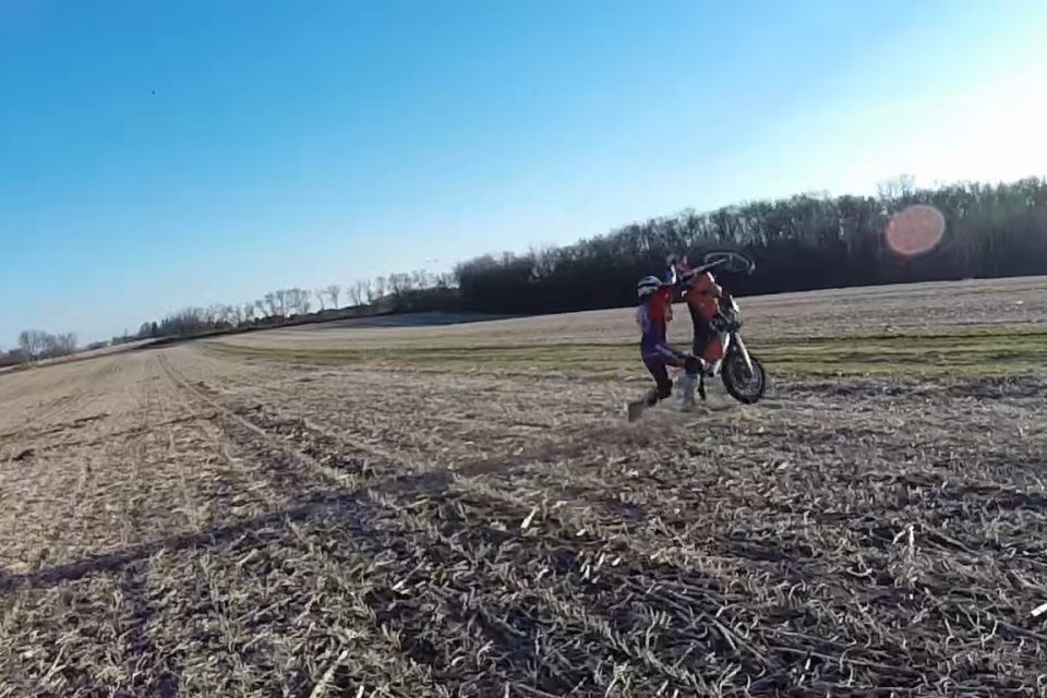 Jordan Wheelie 450 3 Signs You Started On The Wrong Beginner Dirt Bike